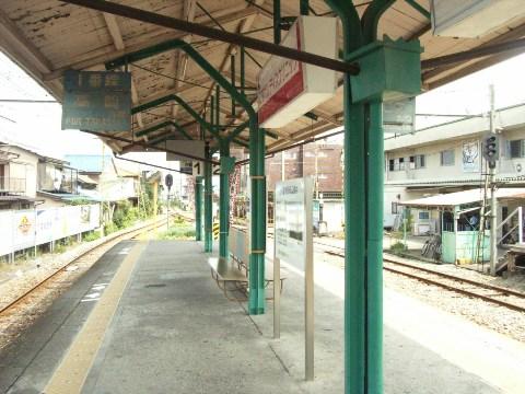 上信電鉄上州富岡駅