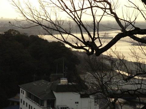 犬山城よりの眺め