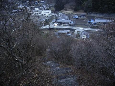 群馬県甘楽町秋畑