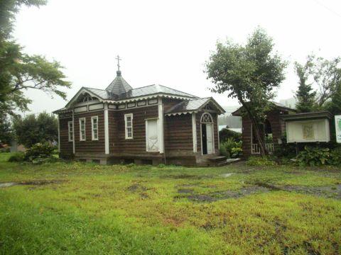 北鹿ハリストス正教会