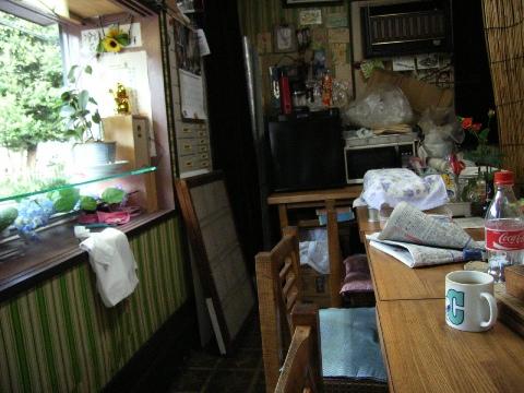 新井薬師前駅から哲学堂公園の方に歩いた草餅屋