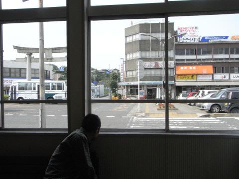 関西本線亀山駅