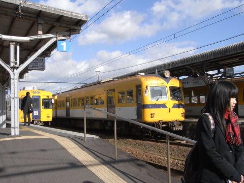 一畑電車川跡(かわと) 駅