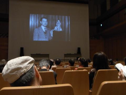 川本喜八郎追悼上映会