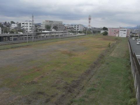 石岡駅 鹿島鉄道の駅・車両基地跡