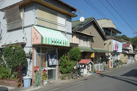 甲浦のお好み焼き屋「ふじ」