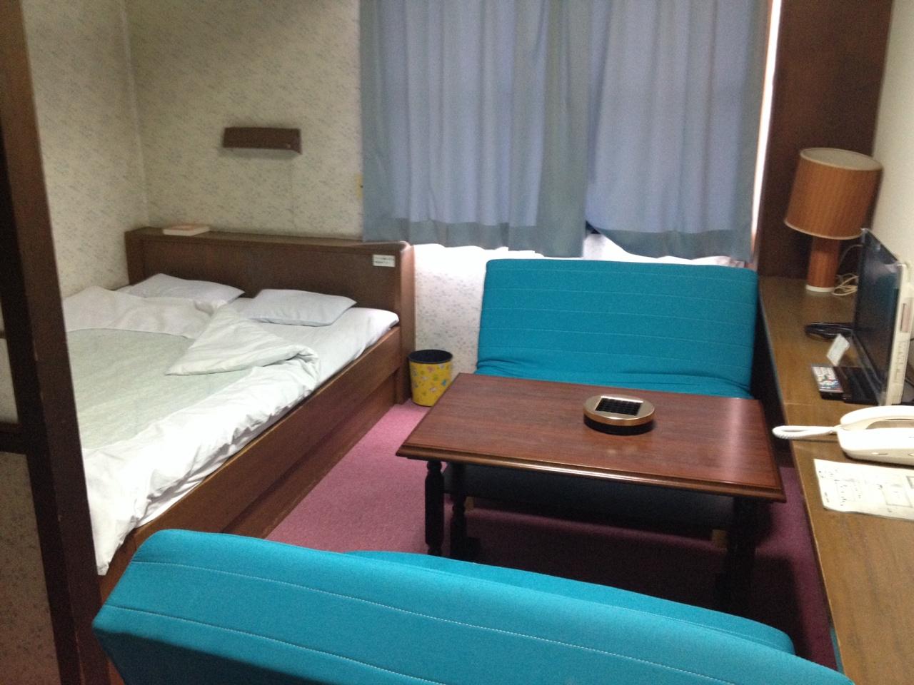 小浜の宿の部屋